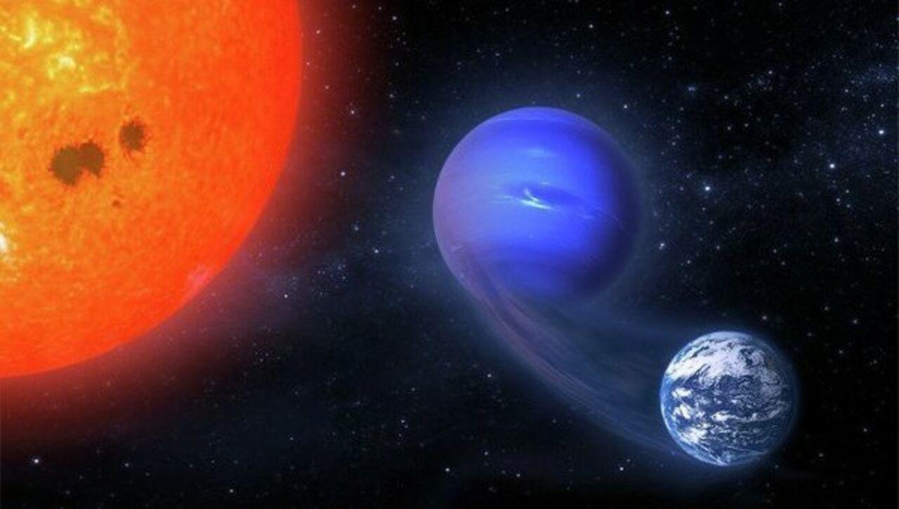 Ученые обнаружили крупнейшего «двойника Земли» размером с половину Нептуна