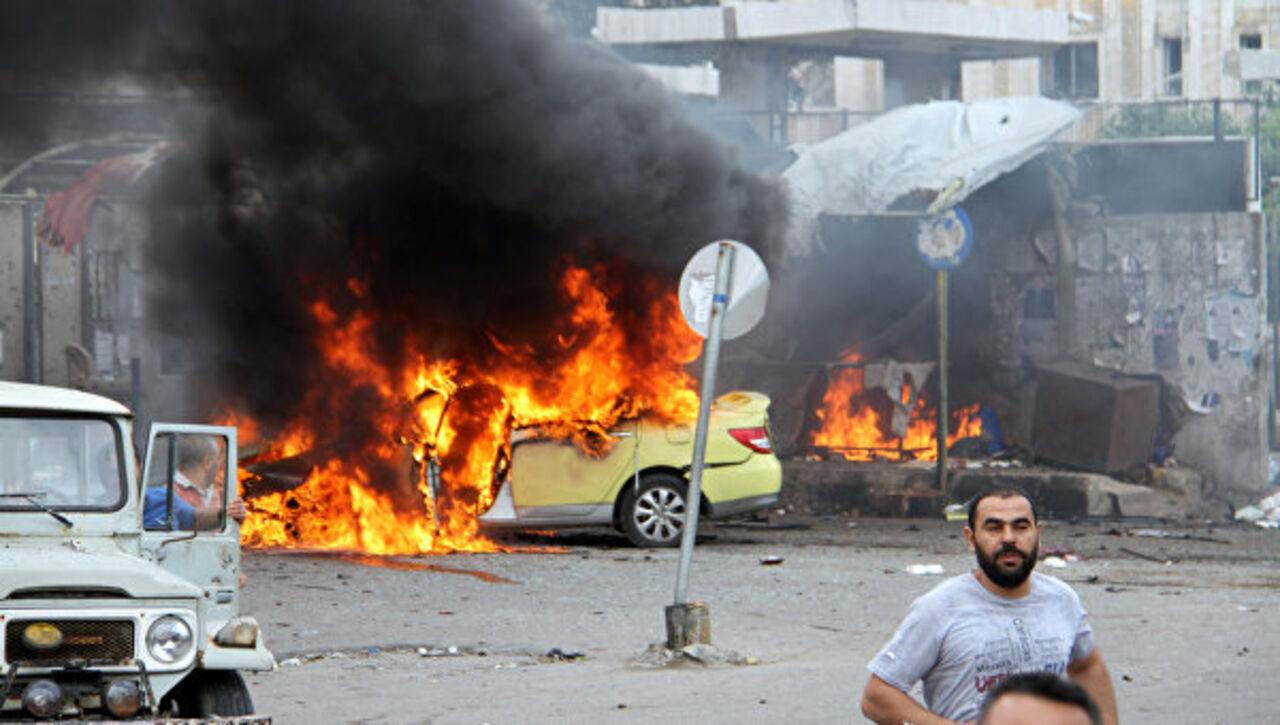 Число жертв выросло до 145 человек— Теракты вСирии