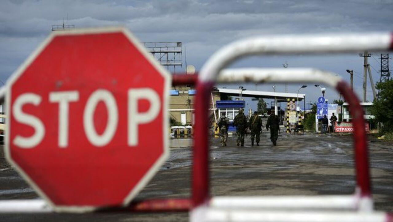 Шофёр пытался пробиться через КПП— Стрельба наЧонгаре