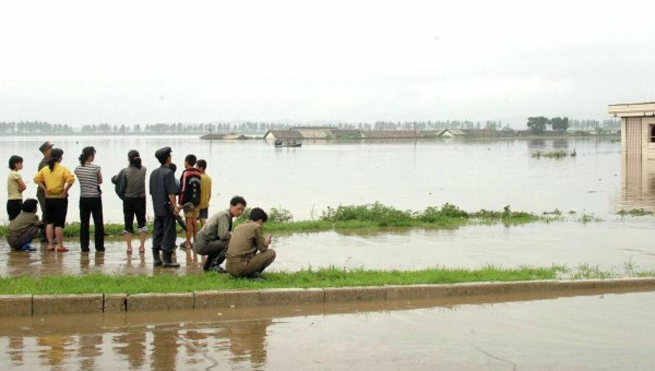 ВКНДР из-за наводнения погибли 133 человека