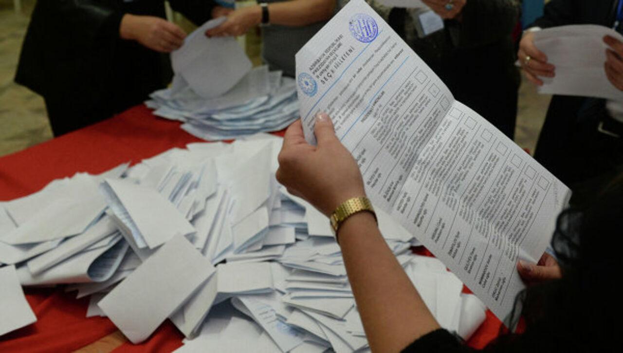 Облизбирком: Единая Российская Федерация вКузбассе набирает практически 80% голосов