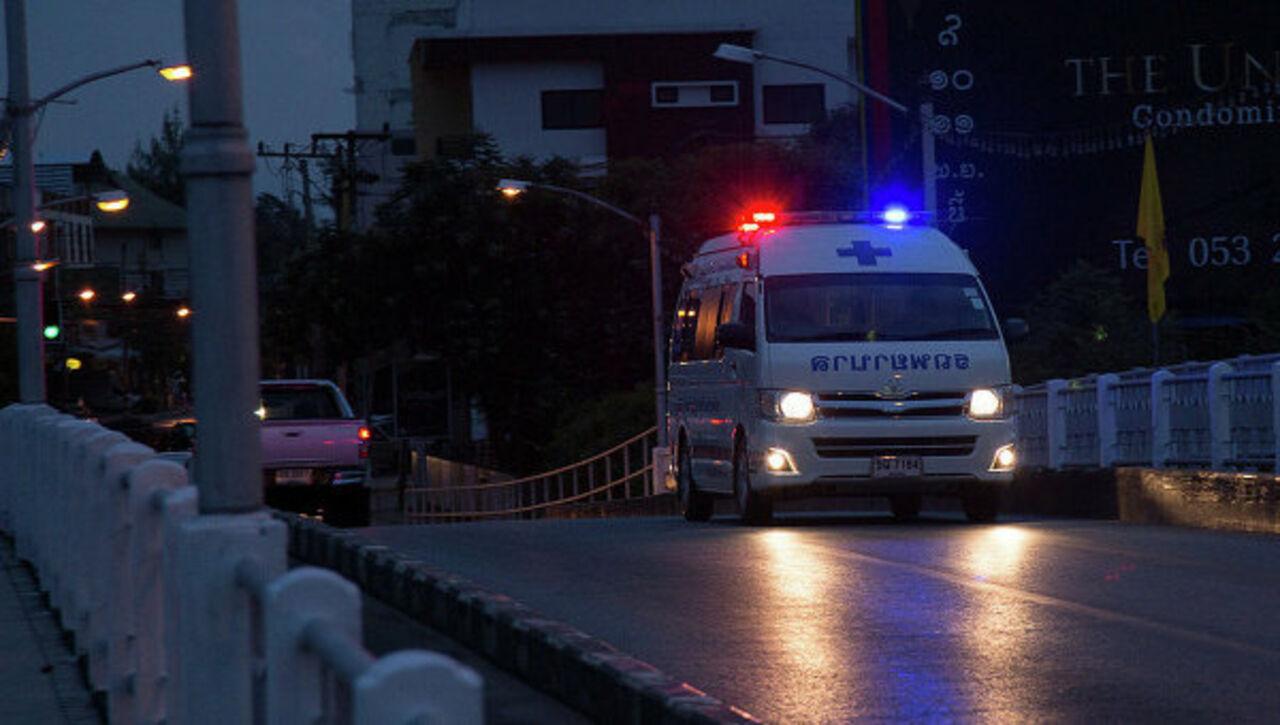 Двое граждан России погибли вДТП вТаиланде