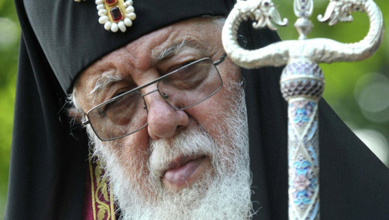 Грузинский канал сказал опопытке отравить патриарха Грузии