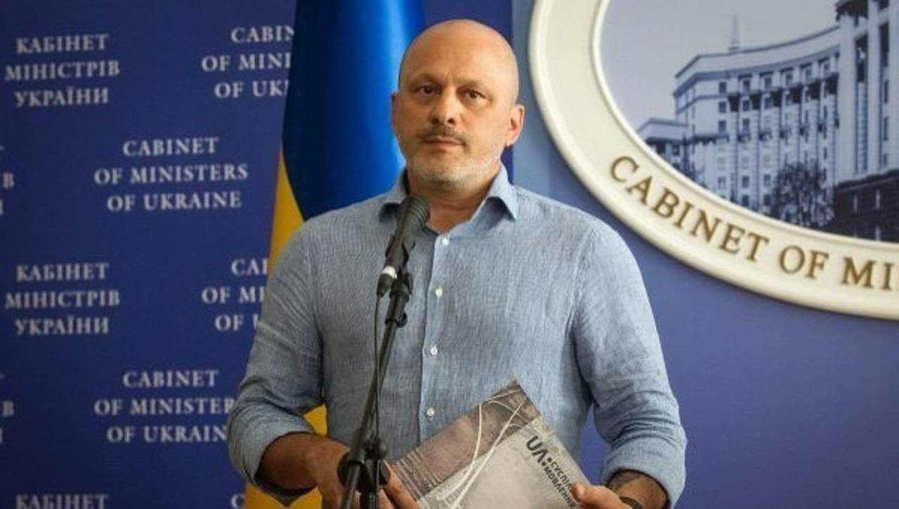 Руководитель телерадиокомпании Украины настаивает наотказе оттрансляции матчейЧМ