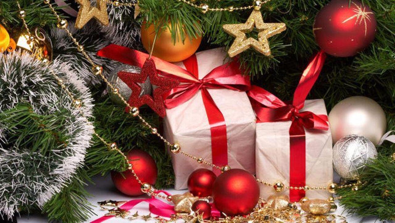 2017 год подарки на новый год