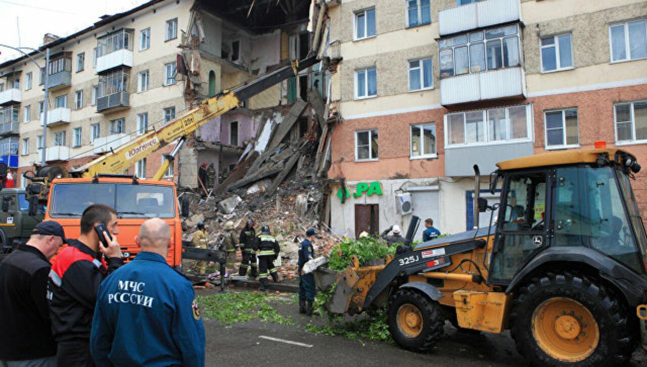Похороны погибших вобрушившемся доме вкузбасском Междуреченске состоятся всубботу