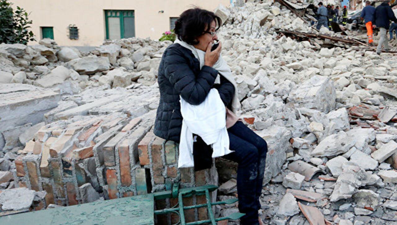 Число жертв выросло до 120 человек— Землетрясение вИталии