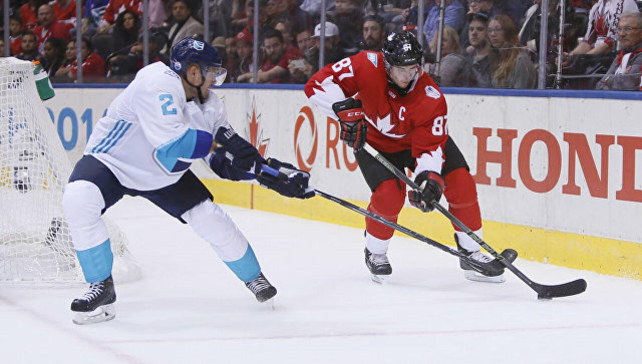 Канада победила сборную Европы ивновь завоевала Кубок мира похоккею