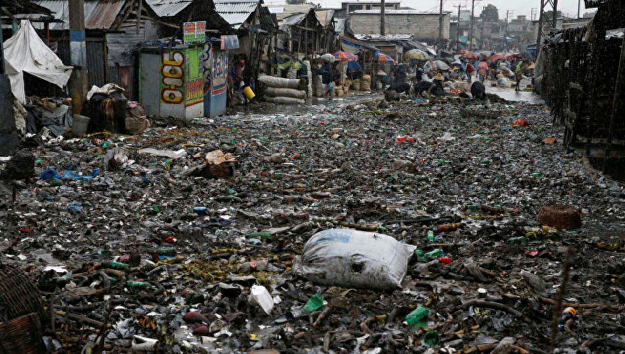Количество жертв урагана «Мэтью» наГаити достигло тысячи