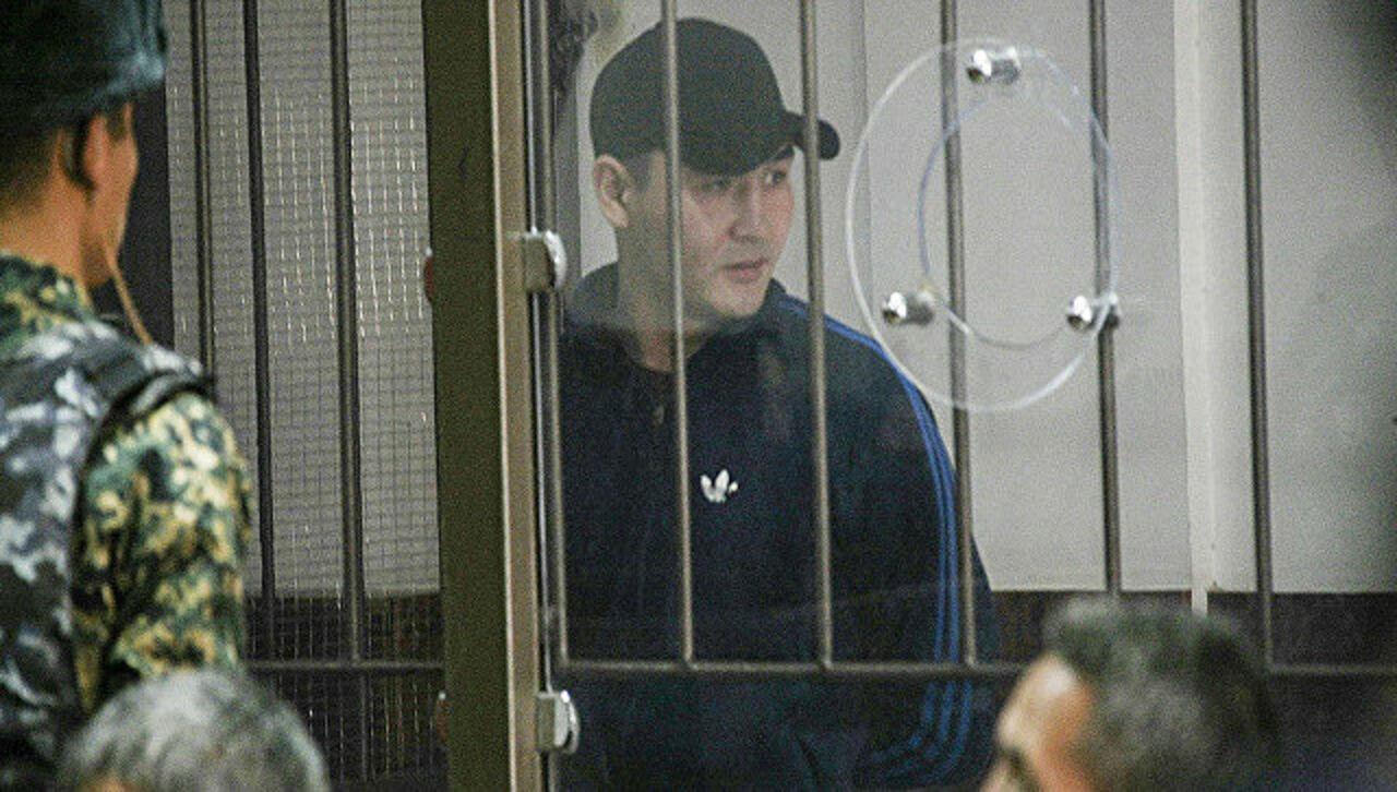 Суд Алма-Аты приговорил к смертельной казни убийцу 10 человек