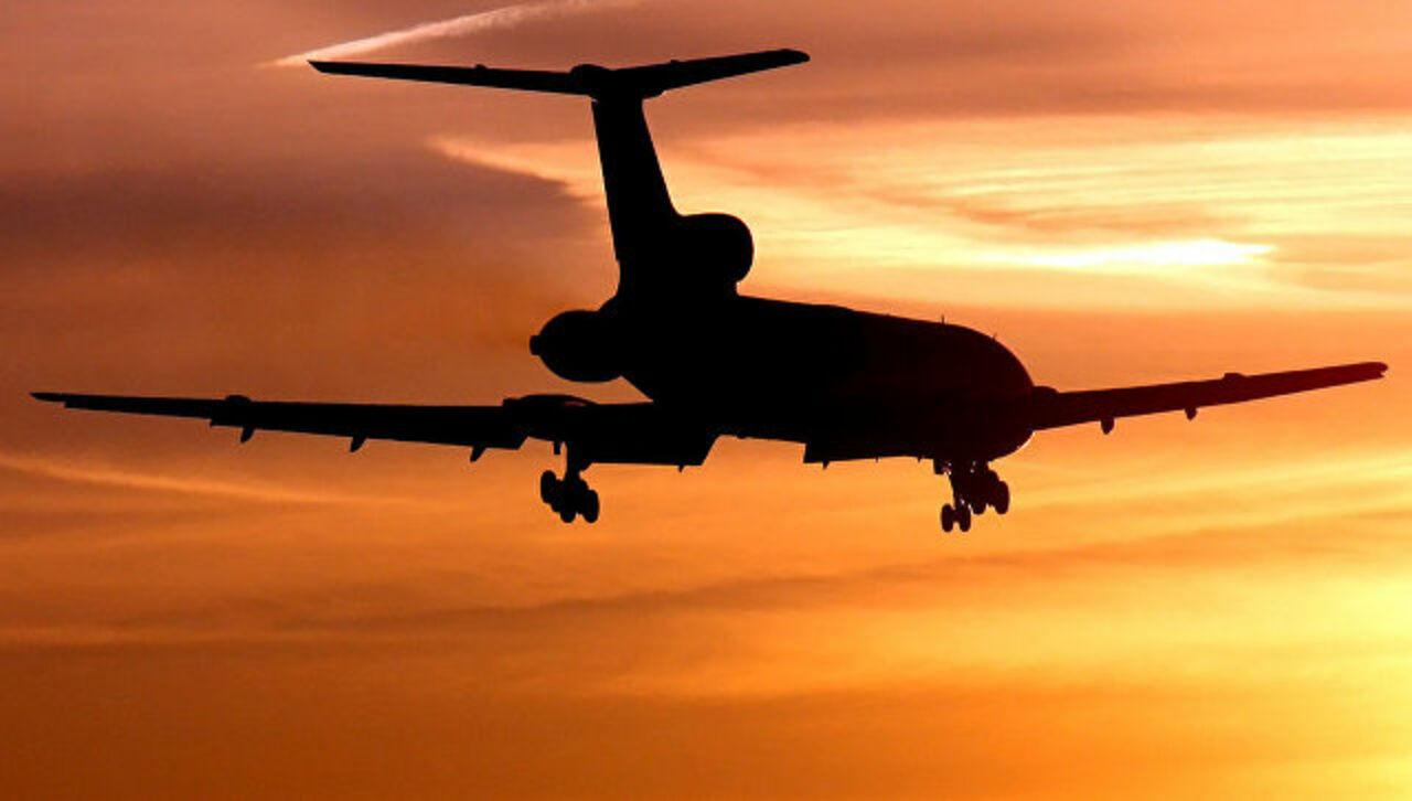 Самолет Минобороны Ту-154 пропал после вылета изСочи вЛатакию