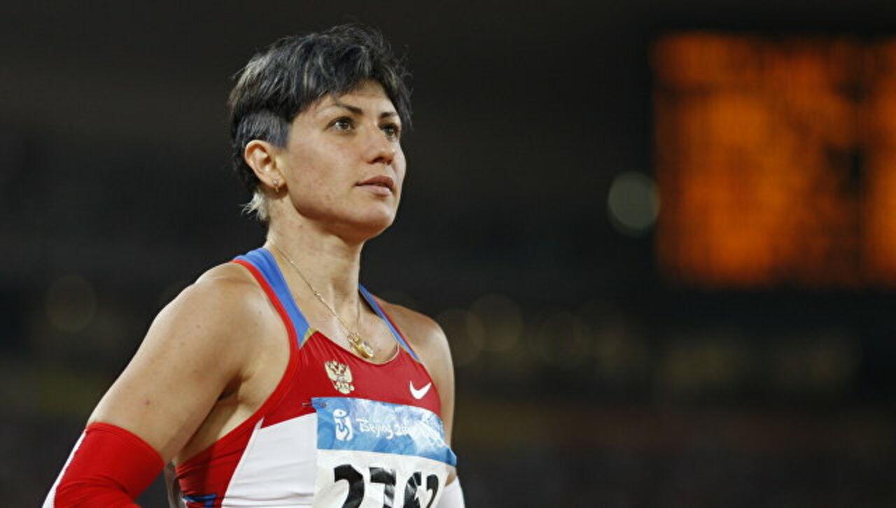 МОК лишил Лебедеву 2-х серебряных наград Олимпиады