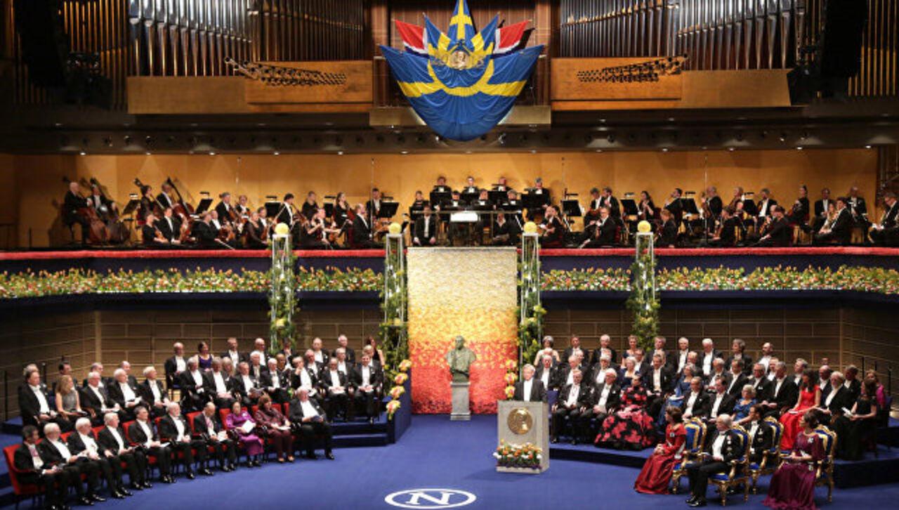 РФ обвинили впопытке воздействовать наприсуждение Нобелевской премии