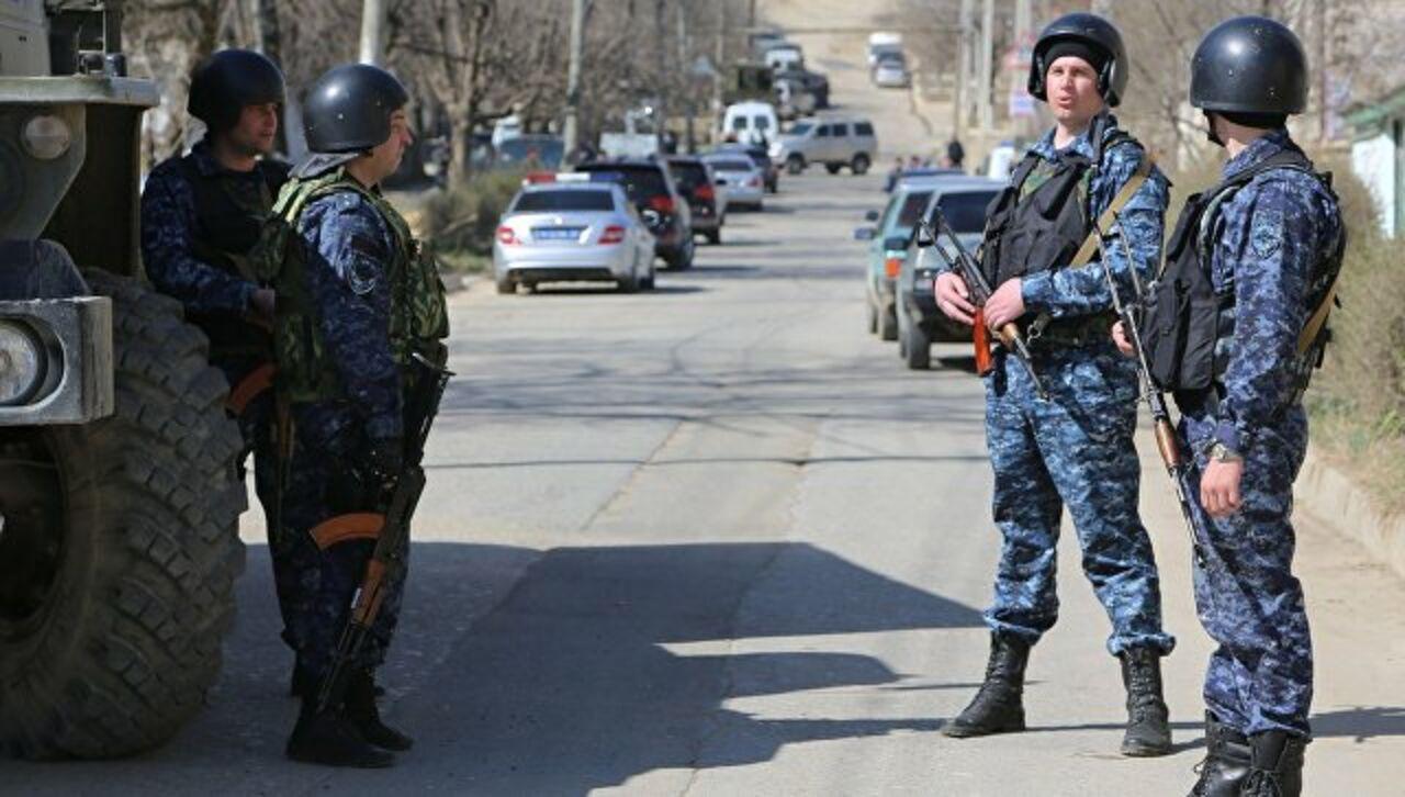 СК: вДагестане устранили открывшего огонь посиловикам мужчину