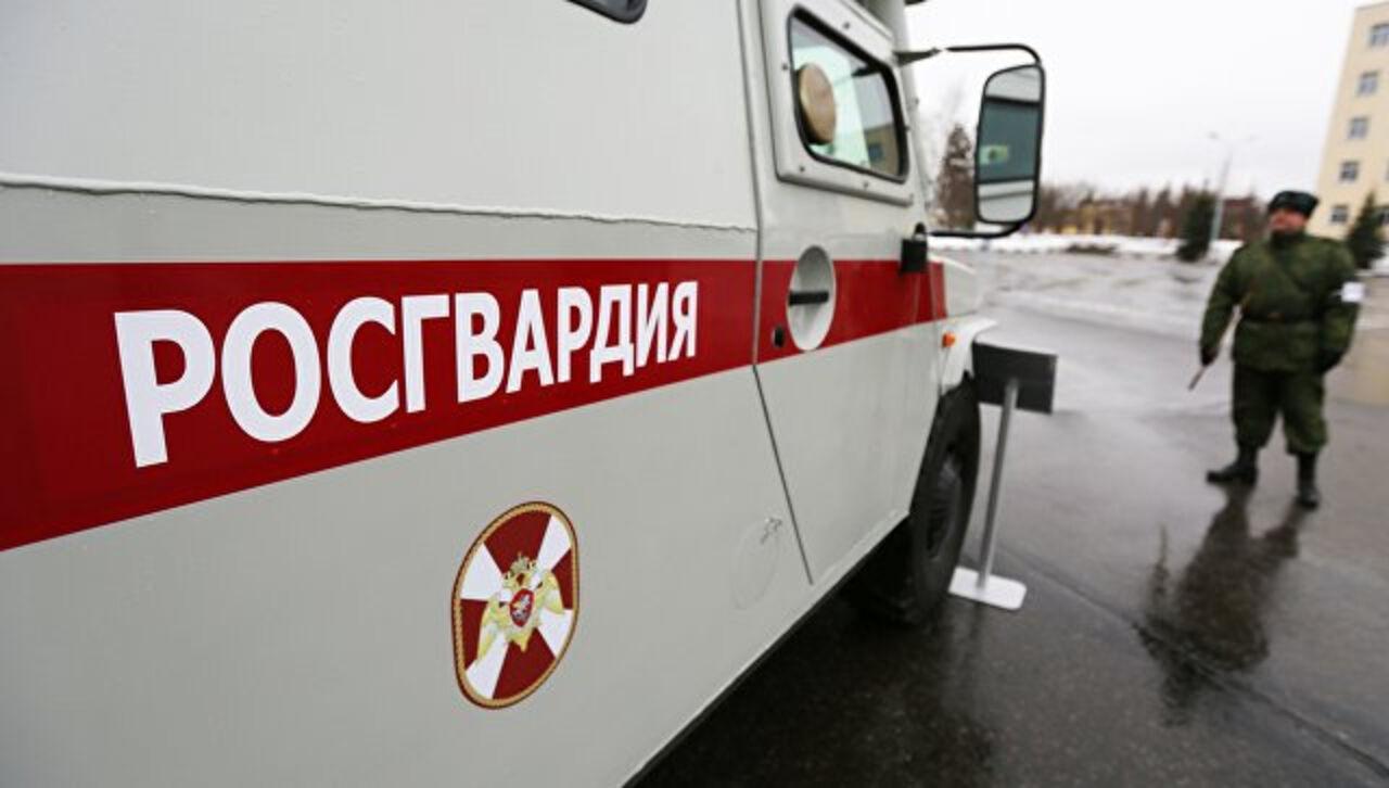 ВАстрахани неизвестные расстреляли служащих Росгвардии