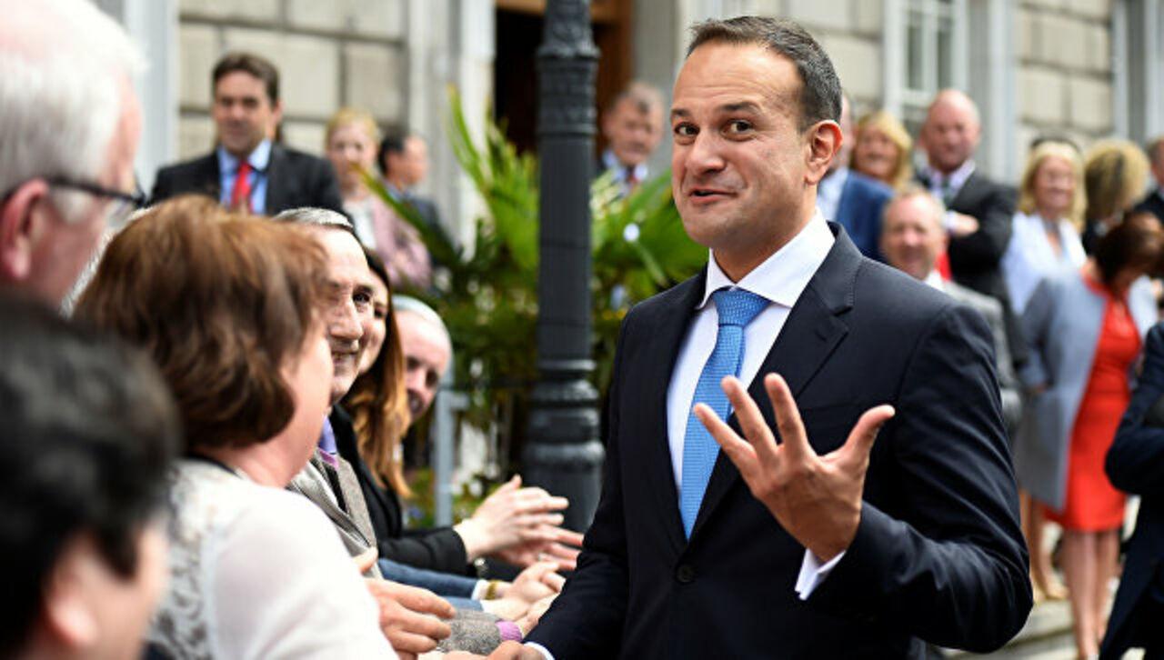Премьер-министром Ирландии стал Лео Варадкар