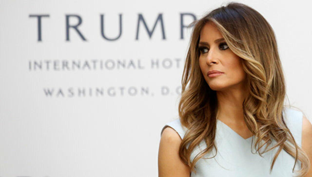 Меланья Трамп несмогла удостоверить мужа прервать переговоры сПутиным