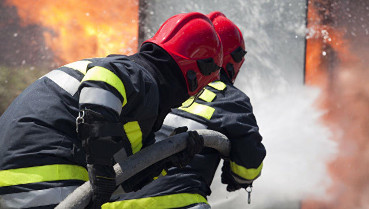 ВИталии арестован бригадир группы пожарных-мошенников, занимавшийся поджогами