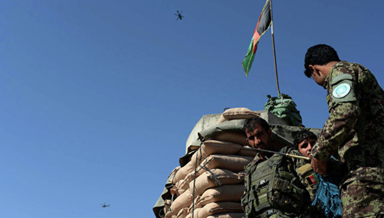 10 детей погибли при минометном обстреле вАфганистане