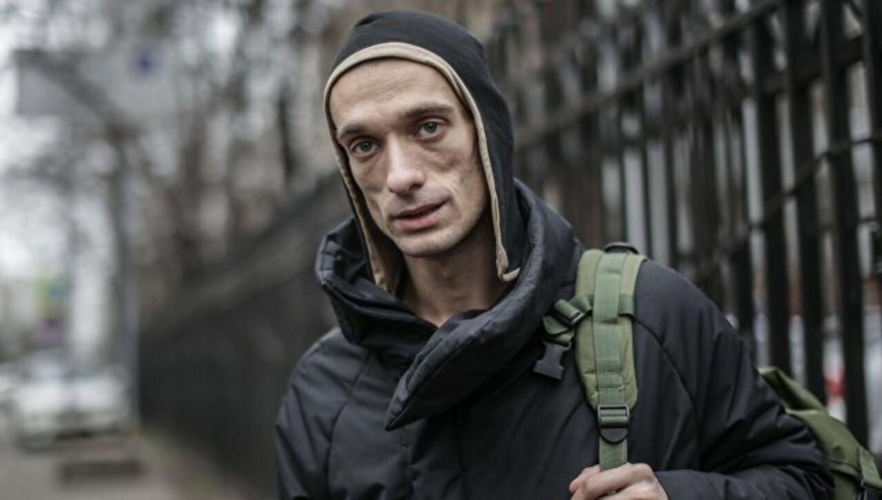Гельман обнародовал письмо Павленского изфранцузской тюрьмы