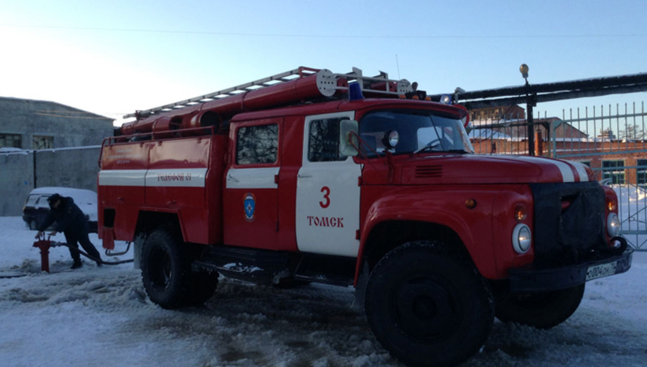 Под Томском врезультате пожара погибли 3 человека