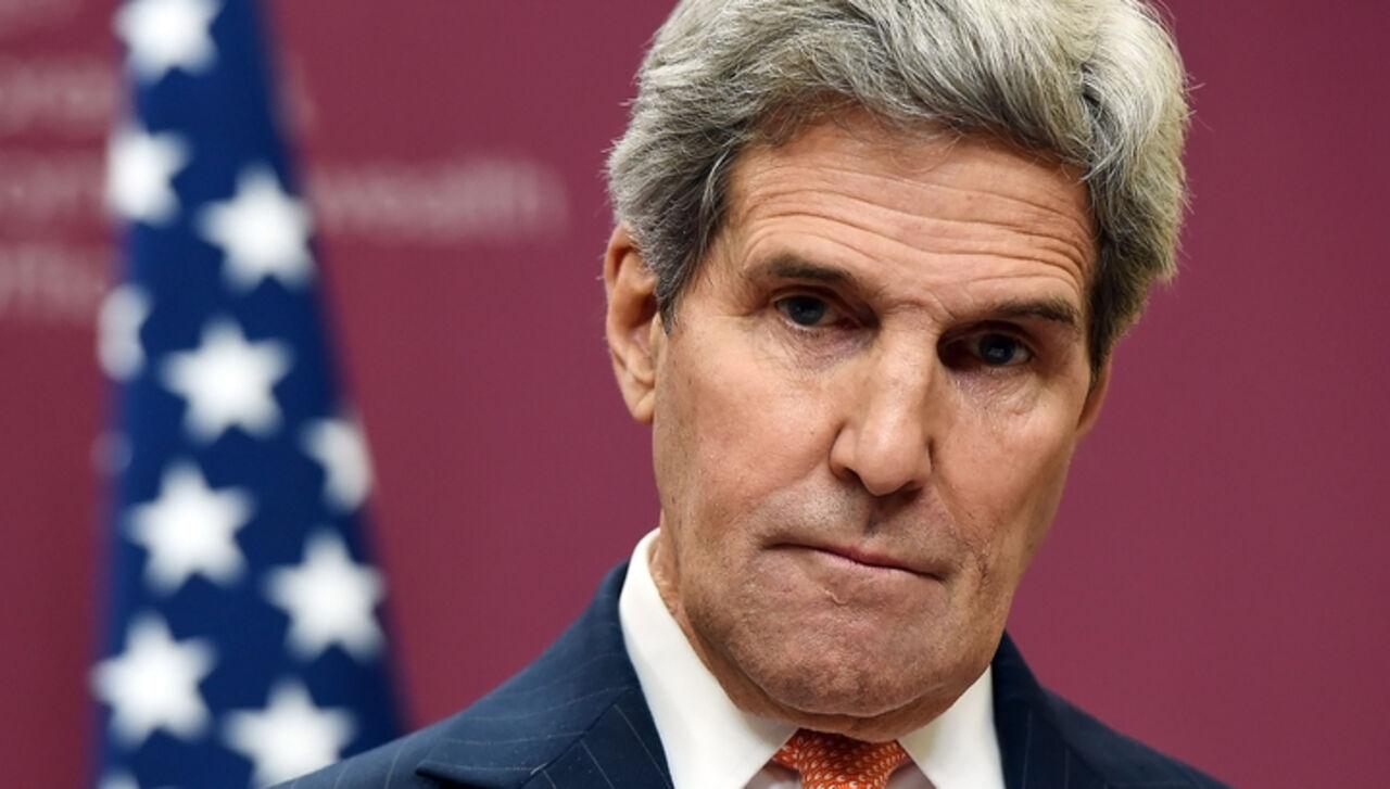 Керри сказал обобеспокоенности США деяниями Сирии и Российской Федерации