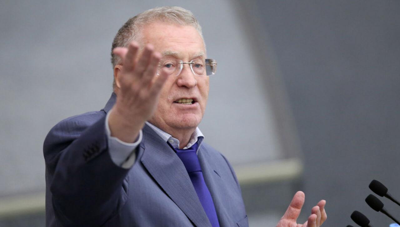 Жириновский потребовал отставки губернатора Иркутска