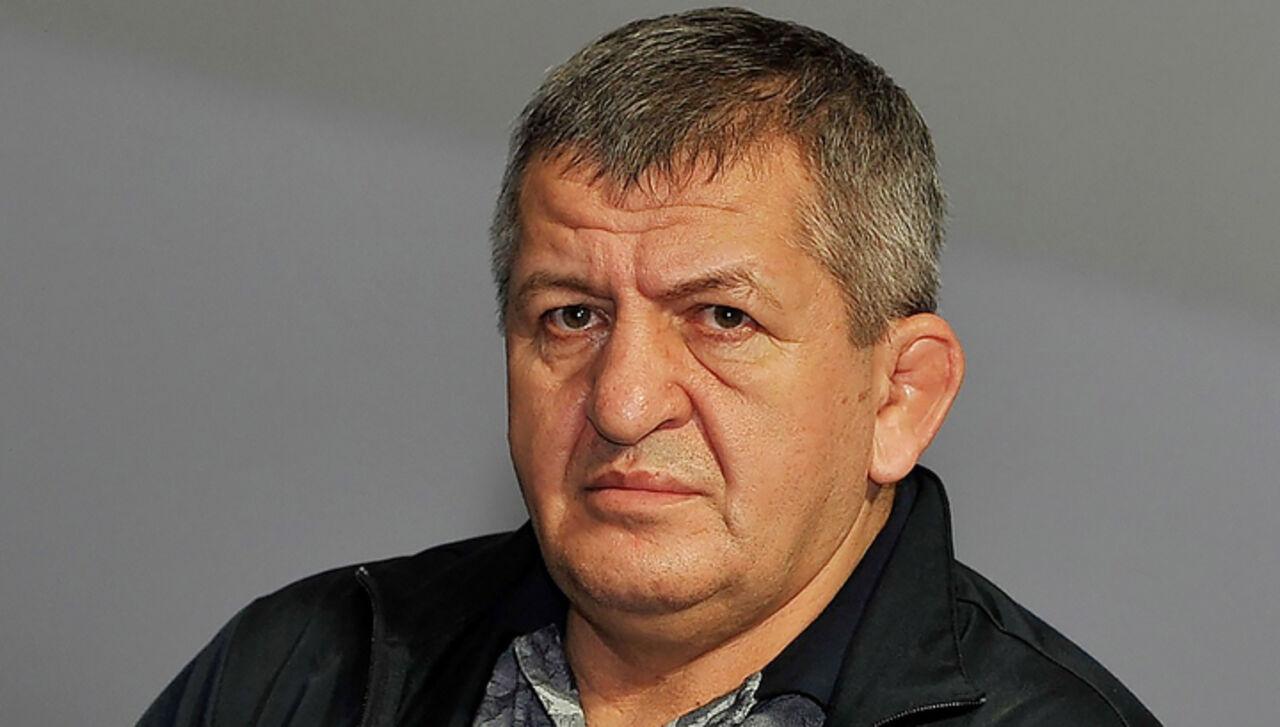 Раскрыты планы Нурмагомедова наслучай дисквалификации вUFC