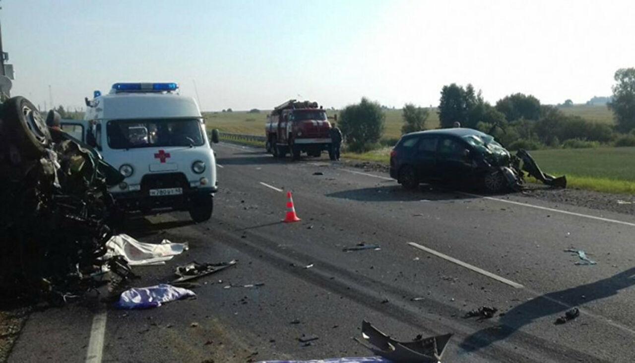 Граждане  Молдавии: Жертвы ипострадавшие вДТП под Калугой