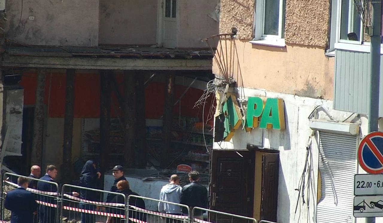 Суд арестовал собственника помещений вобрушившемся доме вМеждуреченске