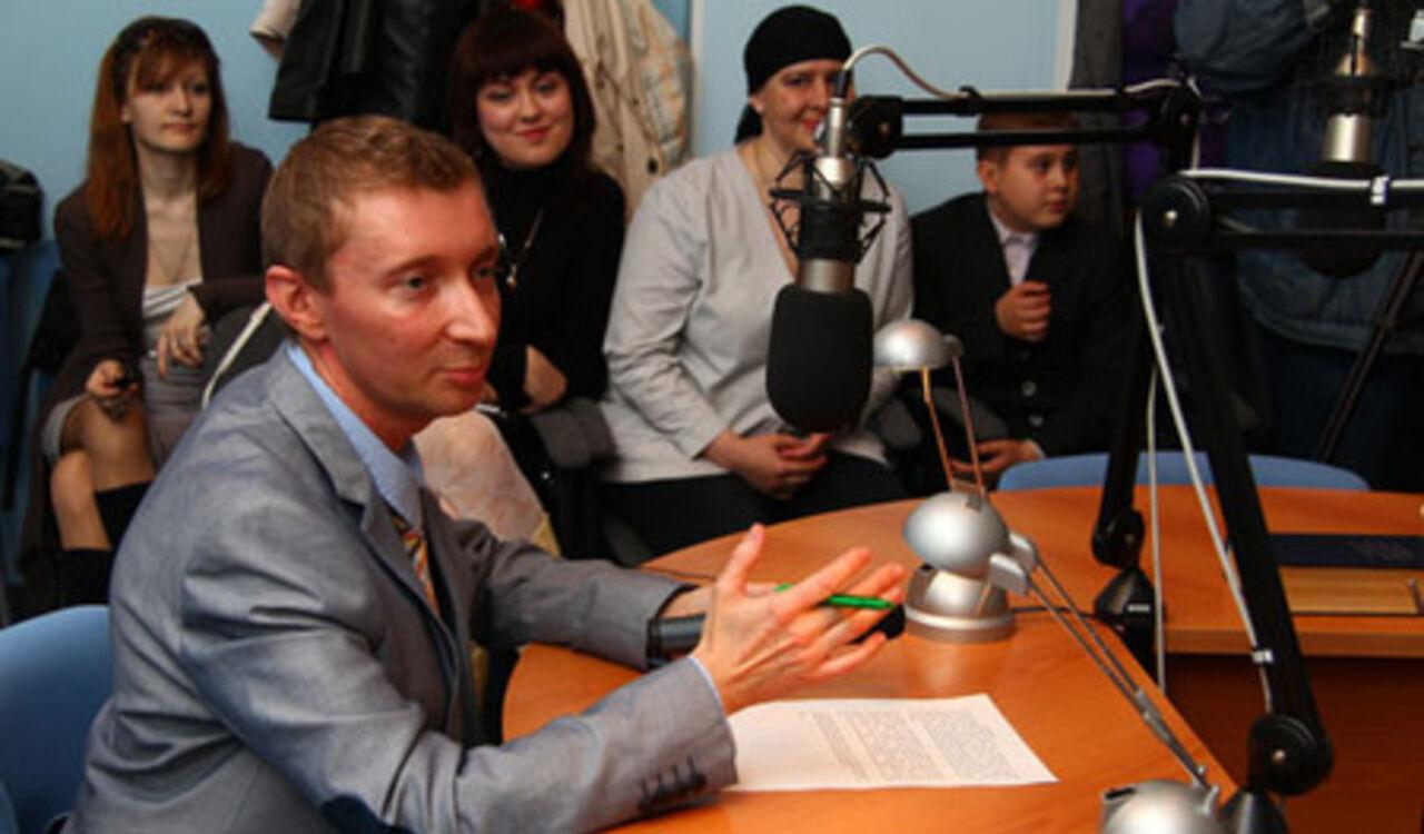 Поздравление радио маяк