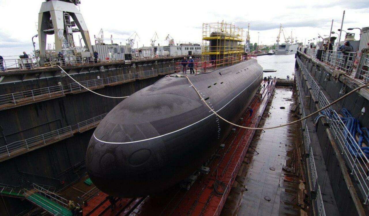 В Российской Федерации учрежден День кораблестроителя
