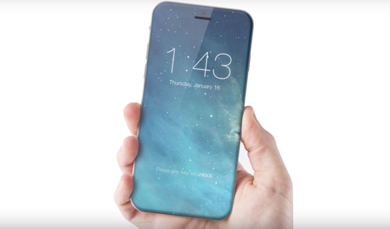 Вместо iPhone 7s выйдет сразу iPhone 8