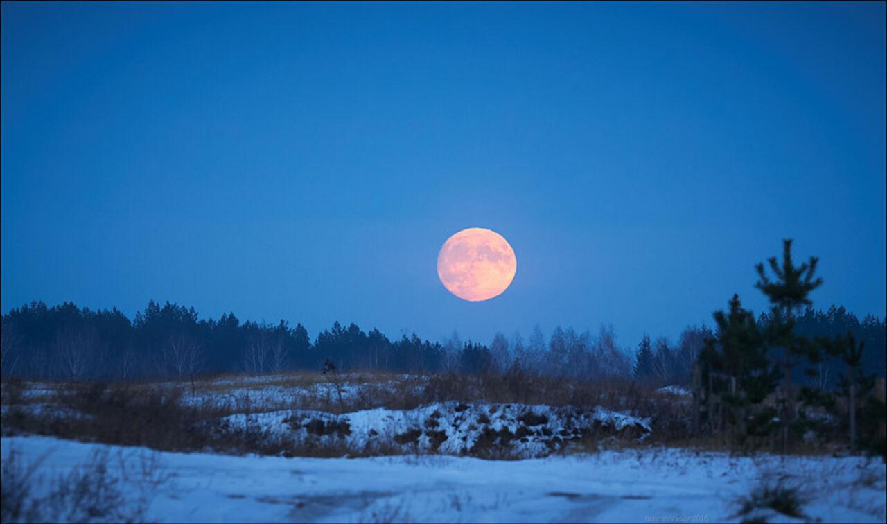 3 декабря: Суперлуние года - Московский Планетарий