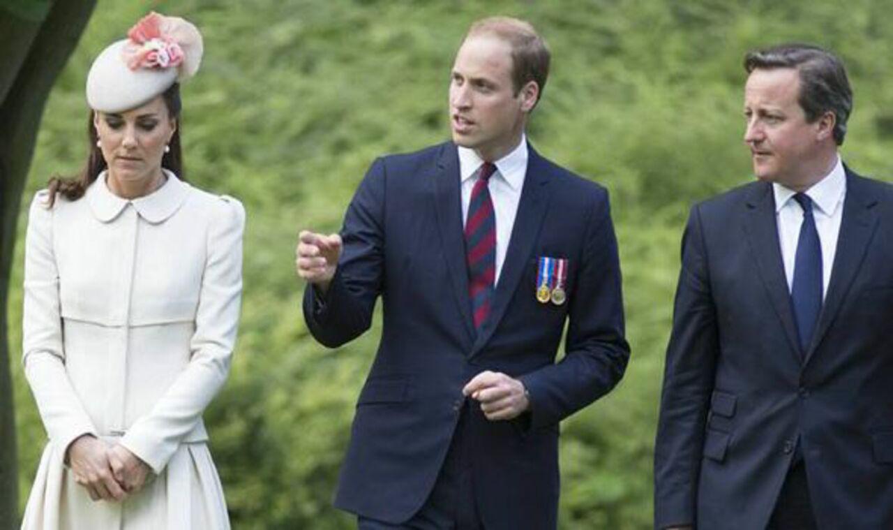 Принц Уильям иДэвид Кэмерон могли участвовать вкоррупционном скандале ФИФА