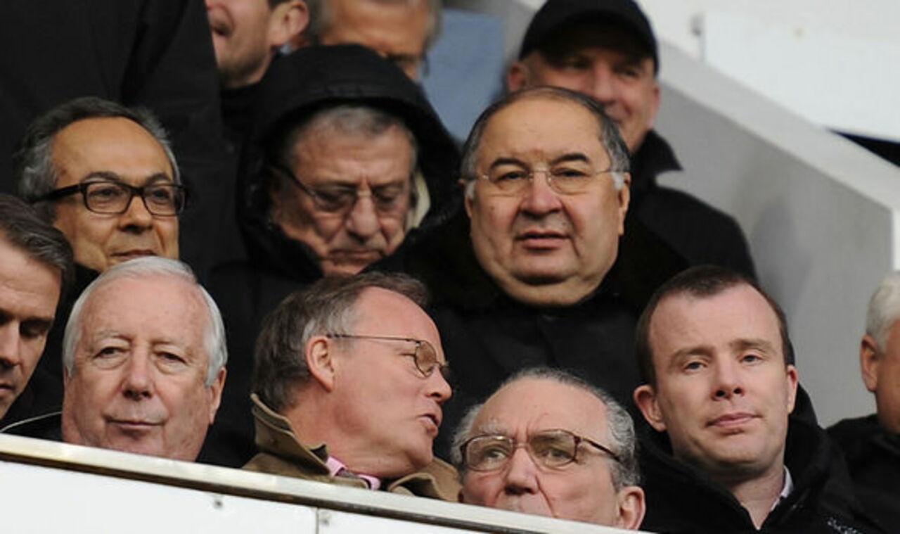 Стэн Кронке предложил Усманову купить акции ФК «Арсенал»