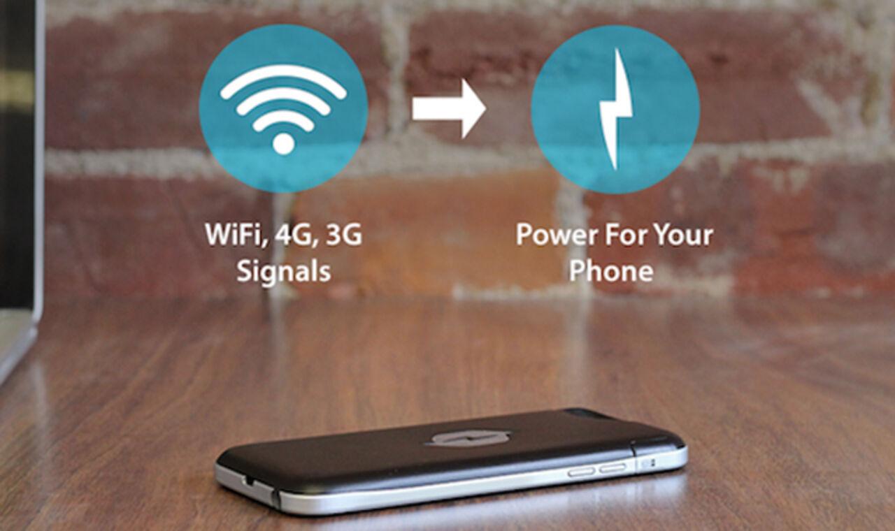 Компания Sony разработала и запатентовала инновационный способ зарядки смартфонов теперь гаджеты смогут передать друг другу энергию'по