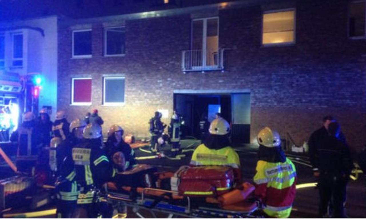 ВГермании два человека пострадали при взрыве встудии звукозаписи