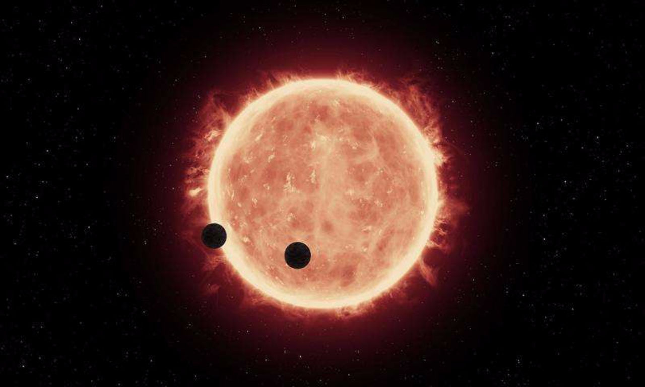 Ученые открыли сразу две планеты, накоторых может жить жизнь