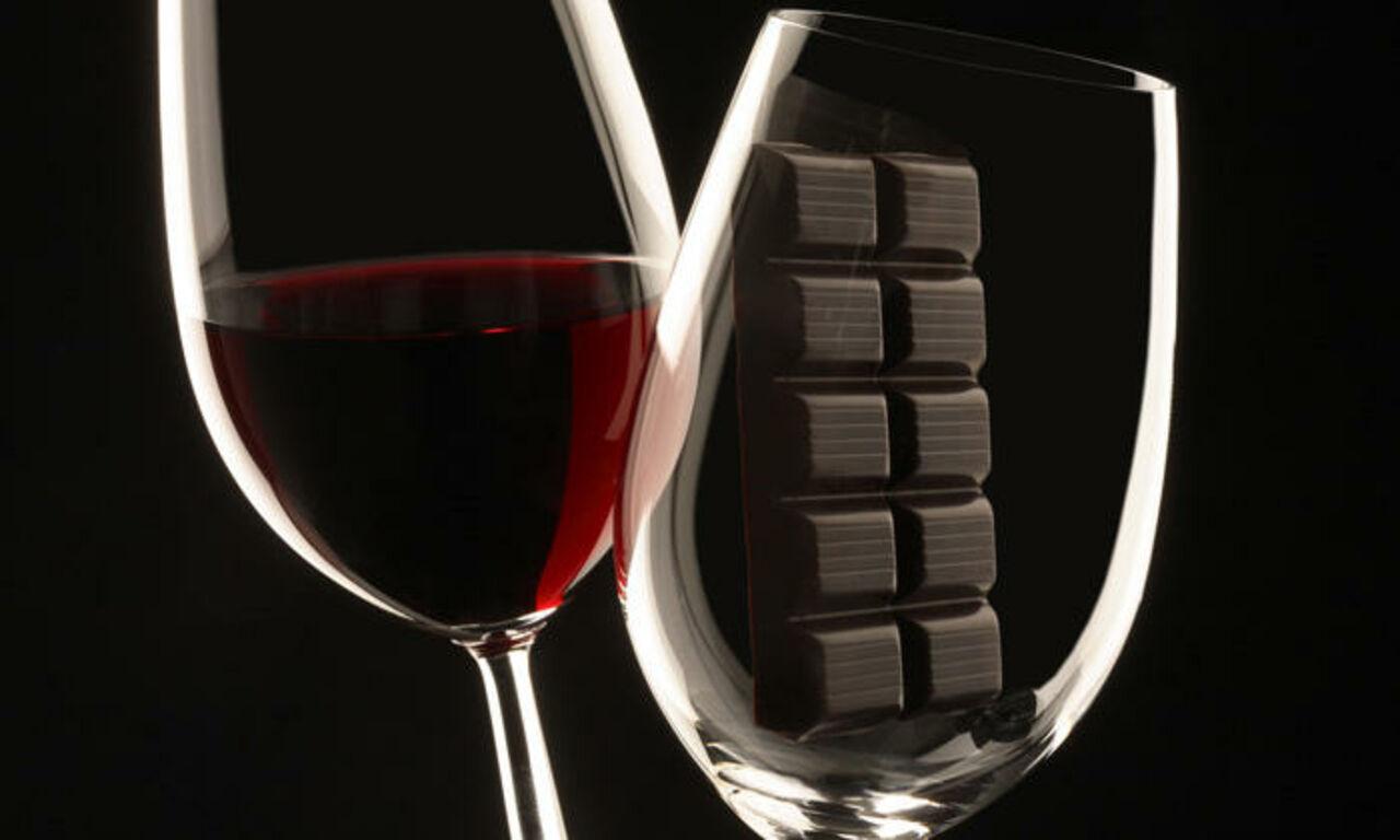 Ученые изобрели сенсационную диету наоснове вина ишоколада