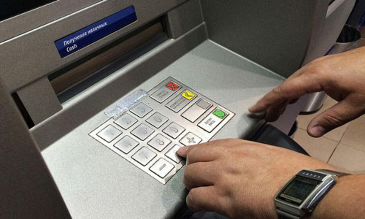 Русские банки планируют внедрять вбанкоматах идентификацию полицу