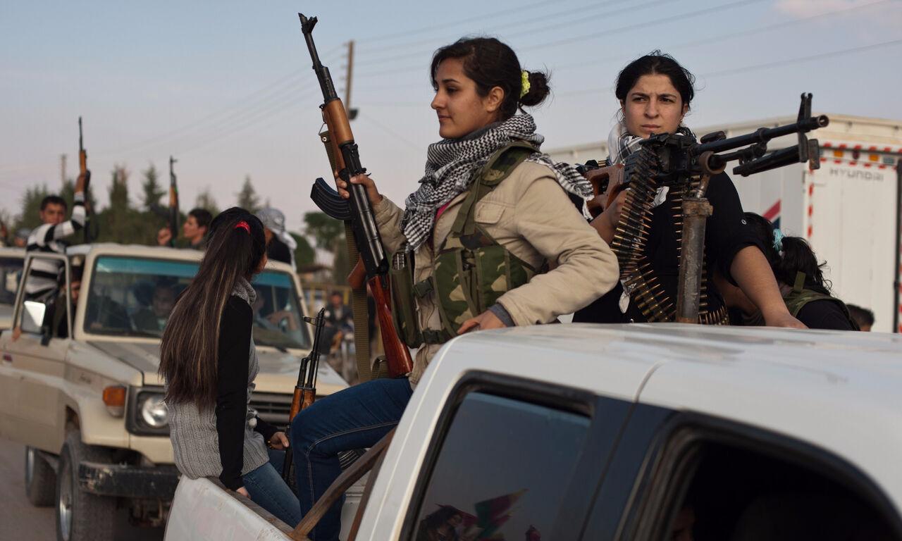 США начали поставки оружия иснаряжения сирийским курдам