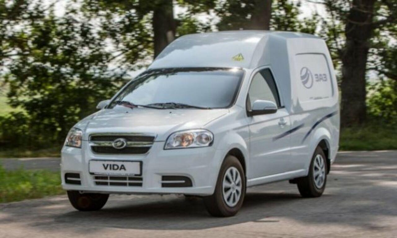 Запорожский автомобильный завод приступил квыпуску нового ZAZ Vida Cargo
