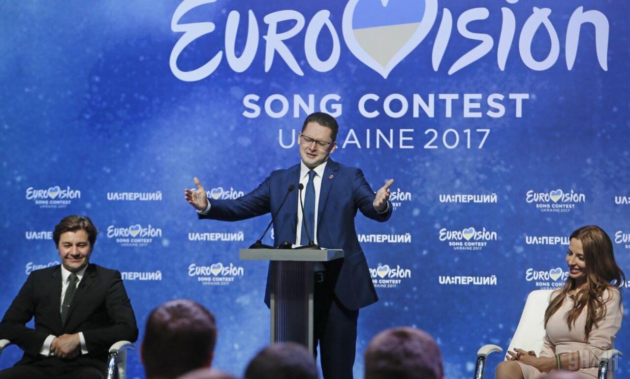 Стало известно отревожном факте— Евровидение вУкраинском государстве