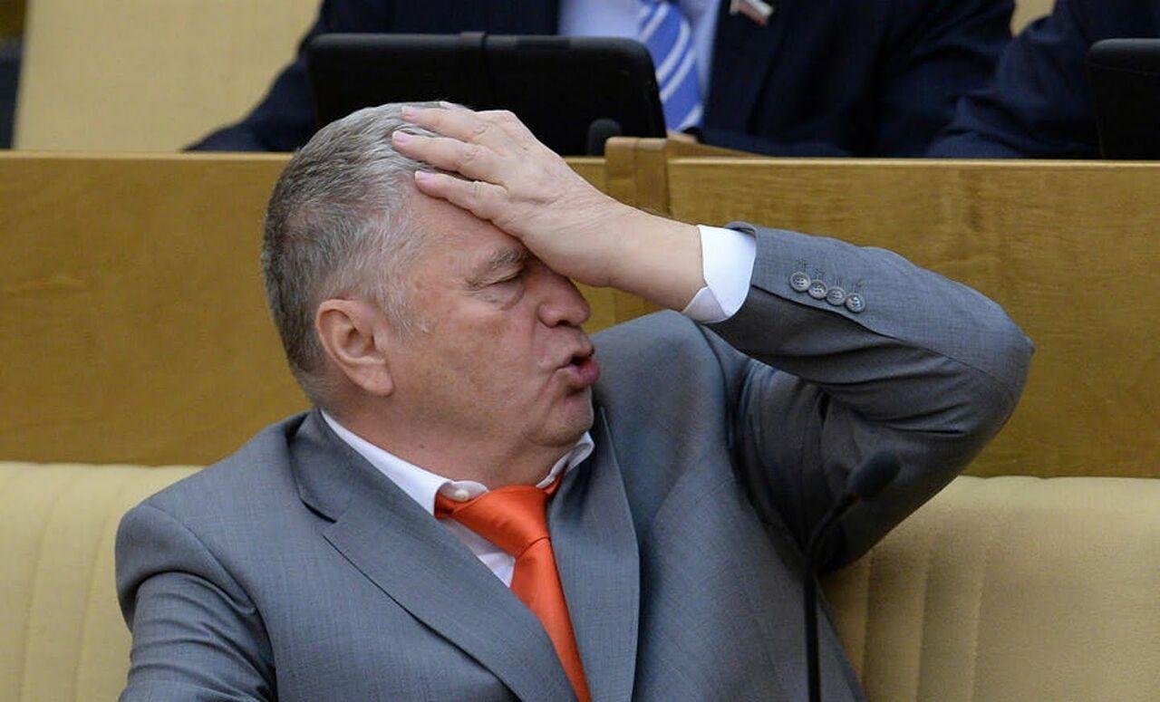 Владимир Жириновский сыграет вспектакле «Горе отума»