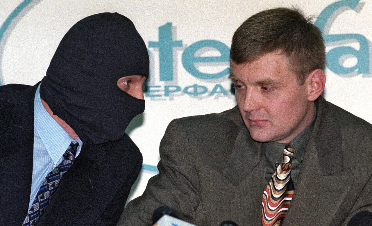 Отец Литвиненко назвал убийцу своего сына