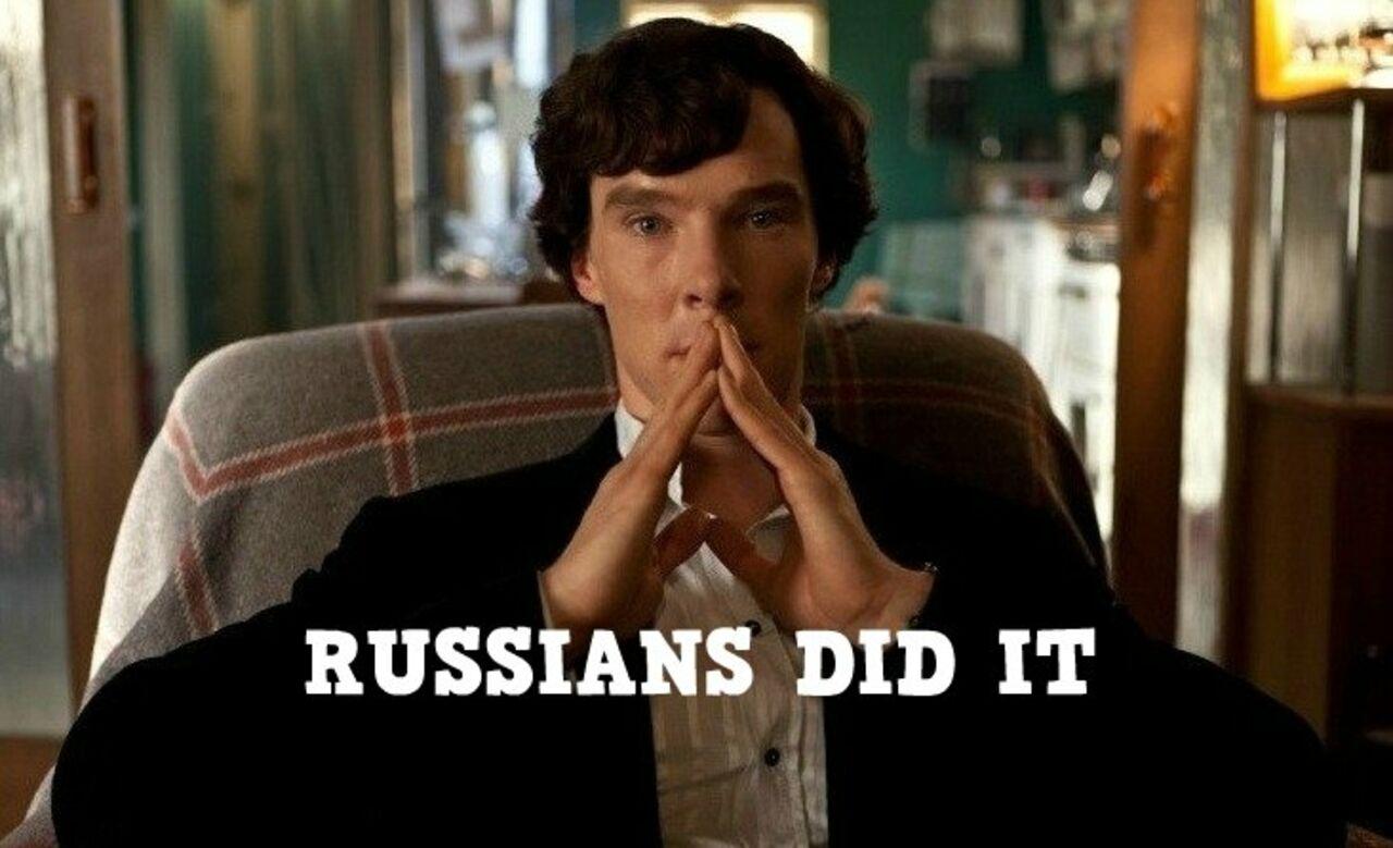 Заключительная серия четвертого сезона «Шерлока» угодила всеть накануне до премьеры
