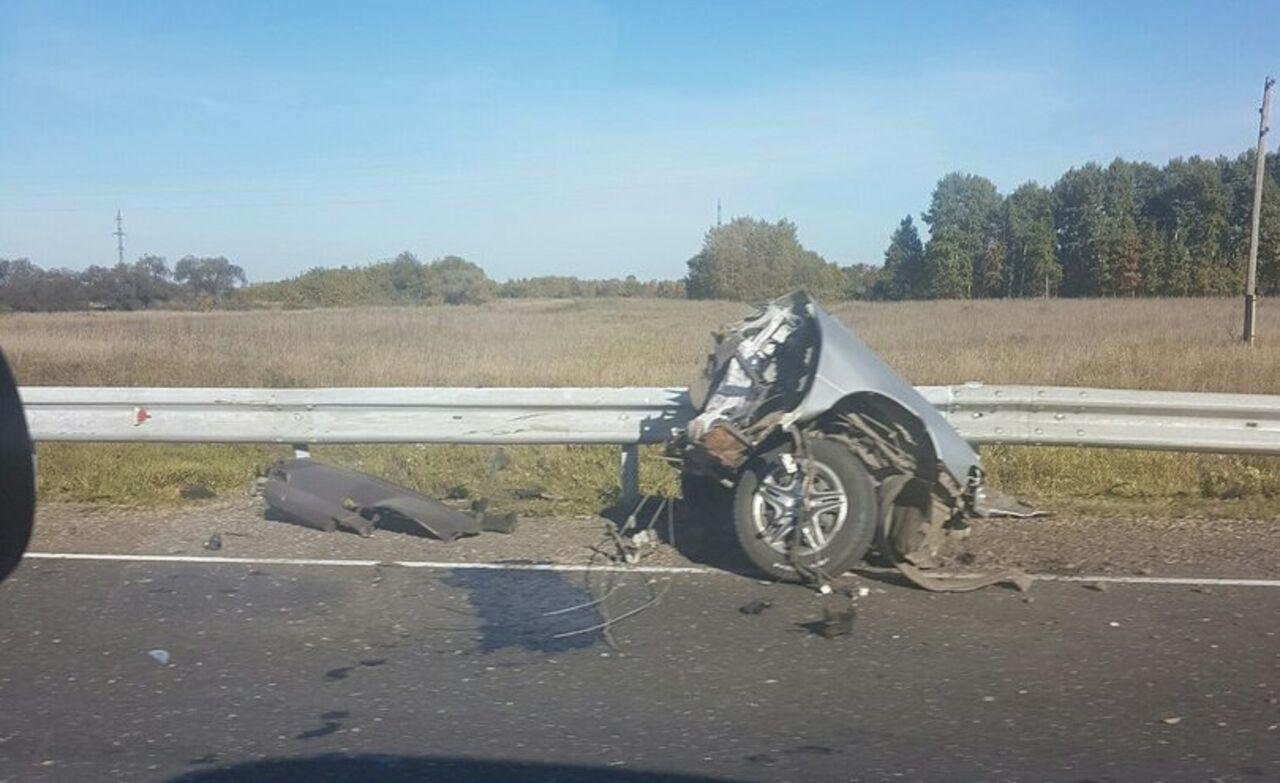 НаАлтайской трассе в ужасной трагедии погибли женщина иребёнок