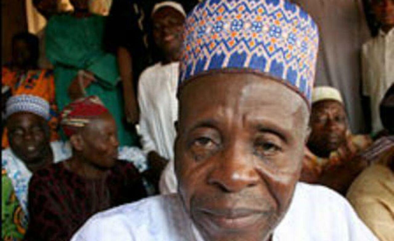 ВНигерии скончался проповедник со130 супругами и203 детьми