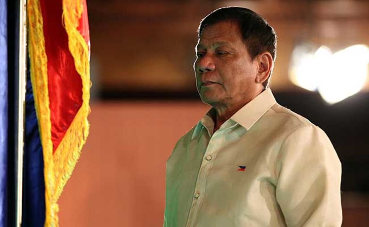 Президент Филиппин пообещал уничтожить своего сына-преступника